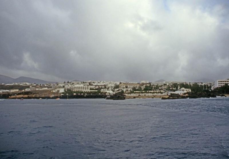 Zona costera de Puerto del Carmen II