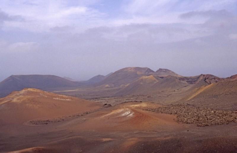 Excursión a Timanfaya XX