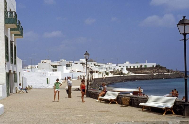 Visita a Playa Blanca I