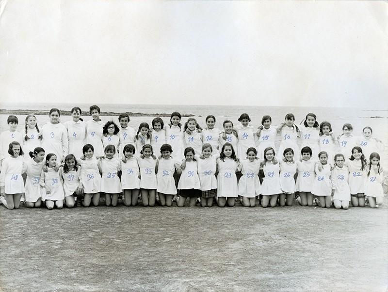 Cuarto de primaria de la escuela