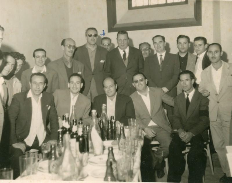 Reunión de sindicatos II