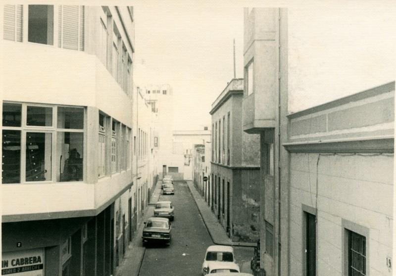 Calle José Molina