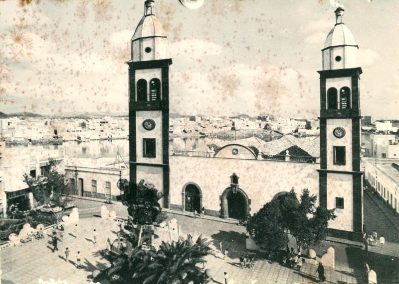 Fotomontaje de la Iglesia de San Ginés