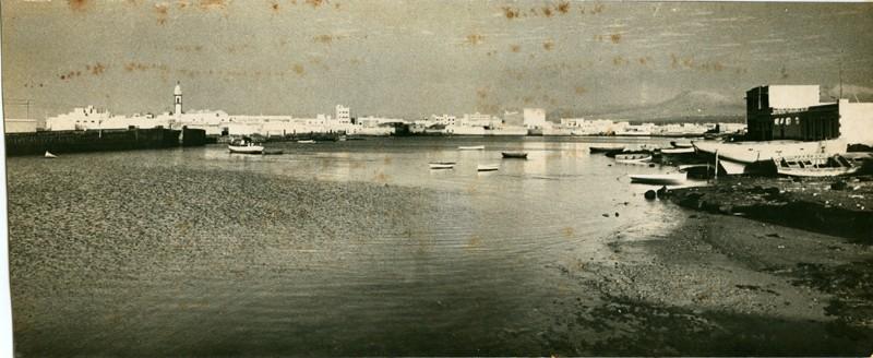 Charco de San Ginés VI