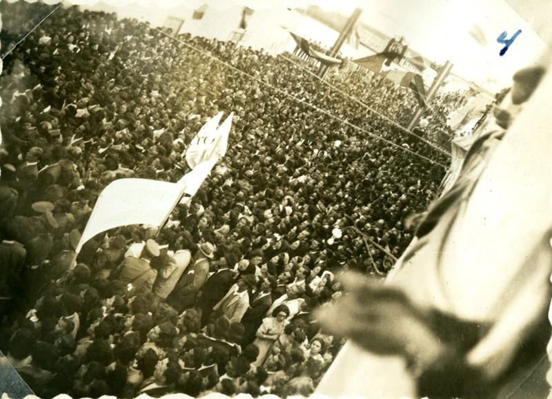 Álbum de la visita de Franco IV