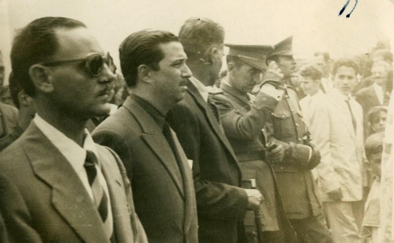 Álbum de la visita de Franco XI