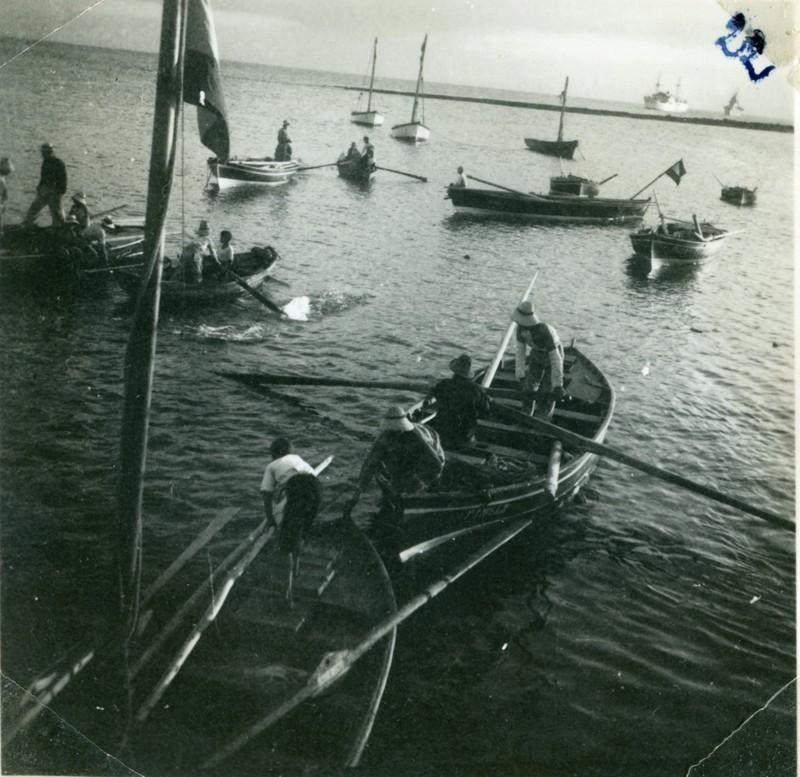 Álbum de la visita de Franco XXII