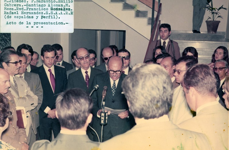 Inauguración de la Casa Sindical Arrecife II
