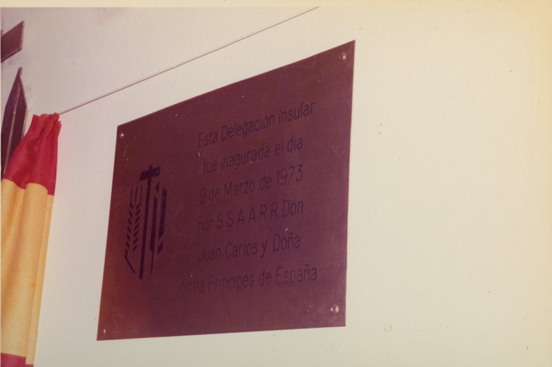 Inauguración de la Casa Sindical Arrecife VII