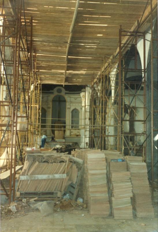 Restauración de la Iglesia de San Ginés I