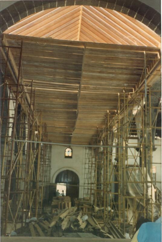 Restauración de la Iglesia de San Ginés II