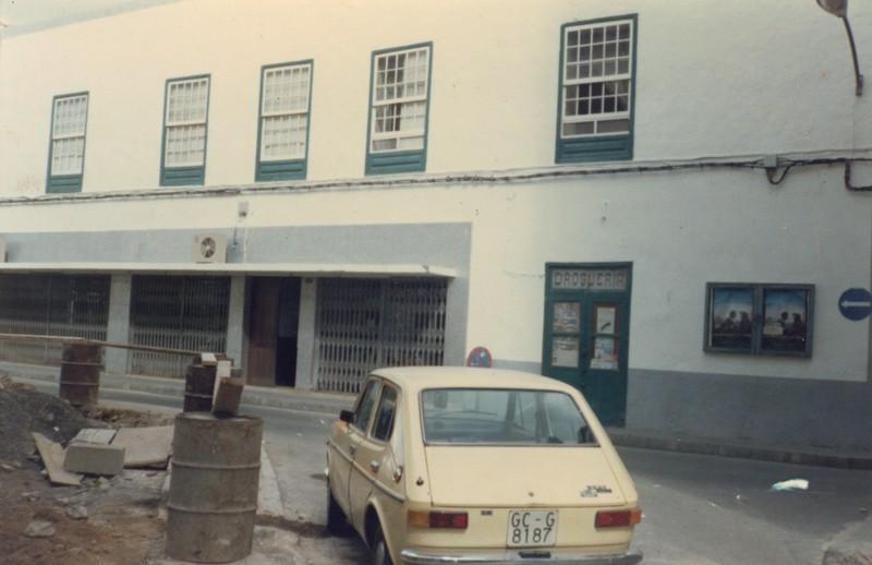 Vivienda de la familia Hernández Cabrera III