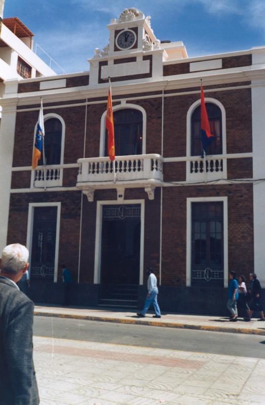 Antigua sede del Cabildo de Lanzarote