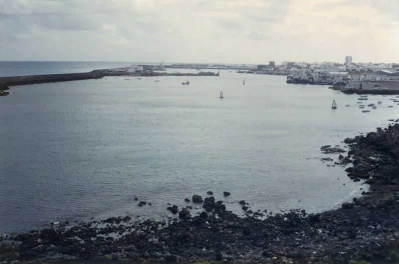 Bahía de Naos