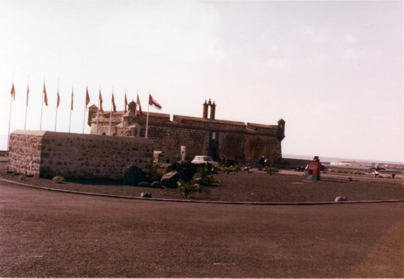 Exteriores del Castillo de San José I