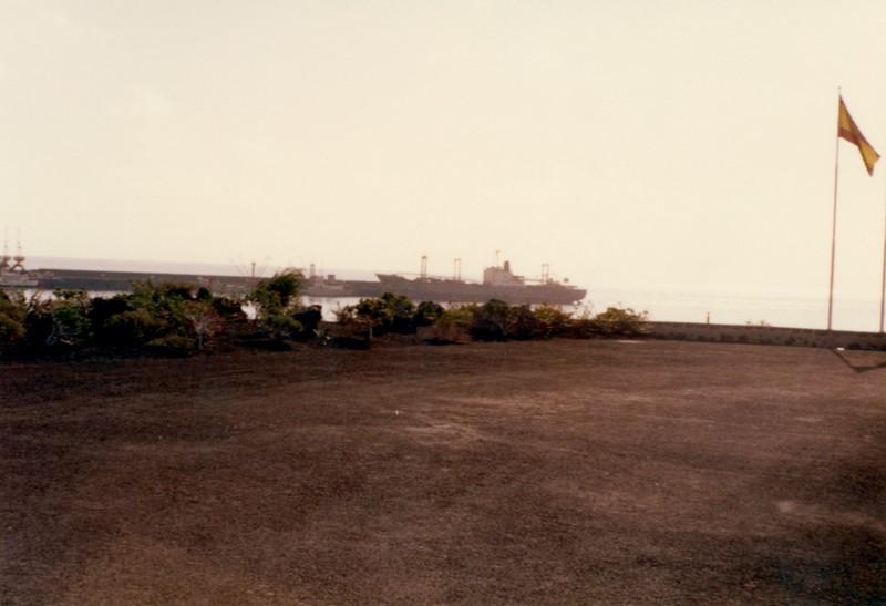 Exteriores del Castillo de San José II