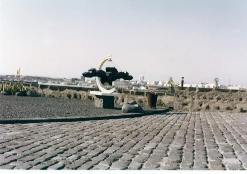 Exteriores del Castillo de San José III