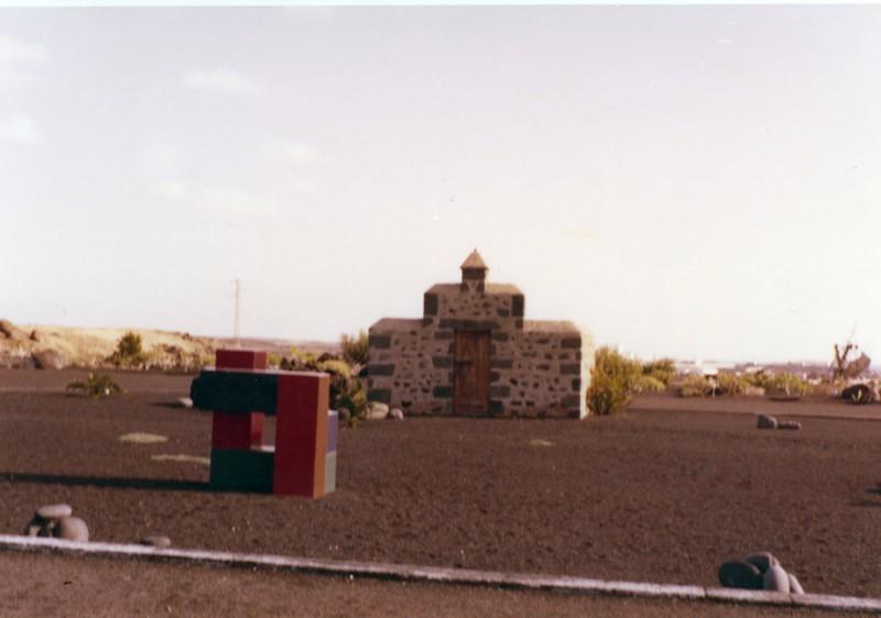 Exteriores del Castillo de San José IV