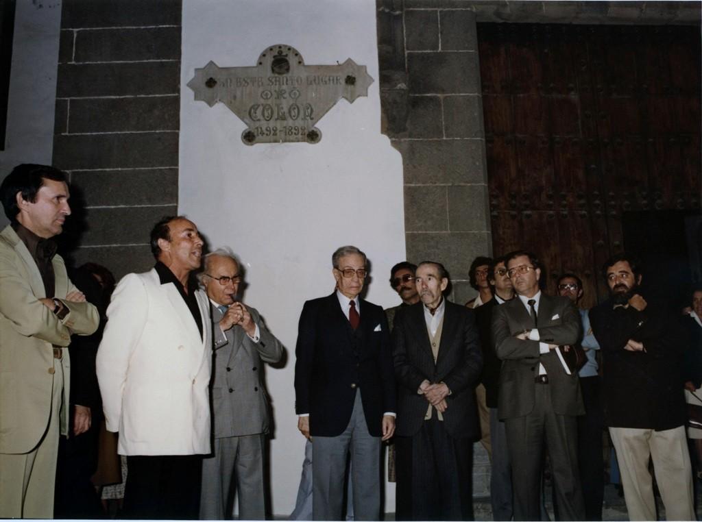 Exposición de César Manrique en la Casa de Colón II