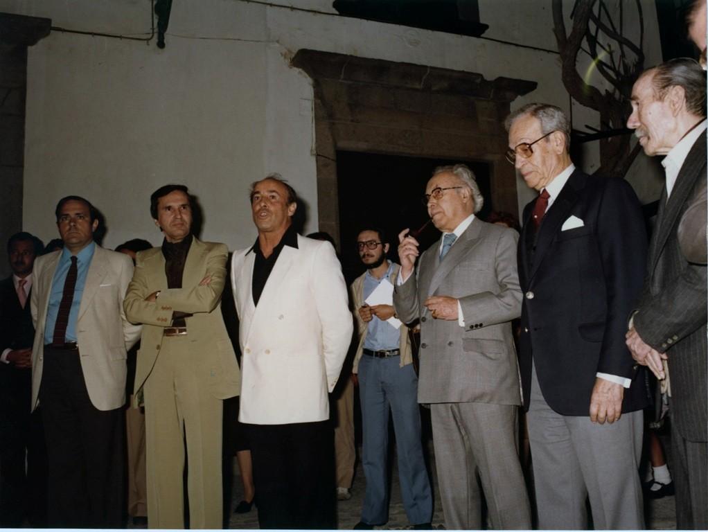 Exposición de César Manrique en la Casa de Colón III