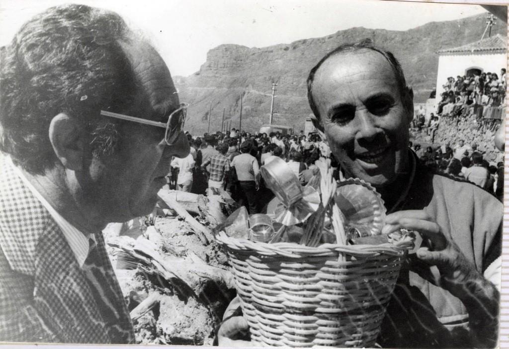César Manrique en Tejeda