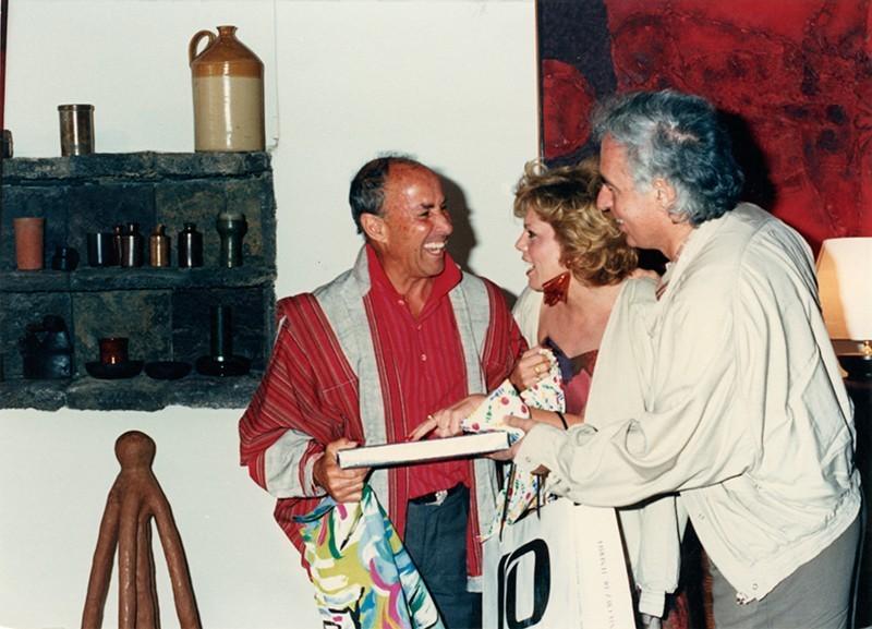 César Manrique y Manuel Medina II
