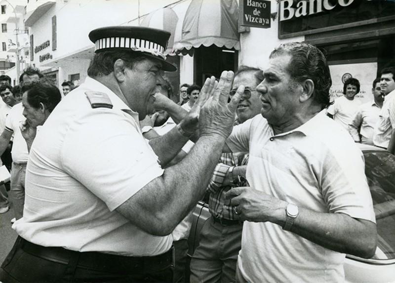 Heraclio Niz (policía municipal)