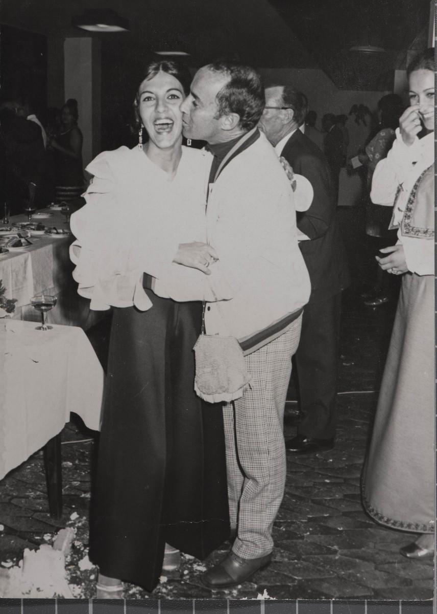 César y Mª Ángeles Manrique