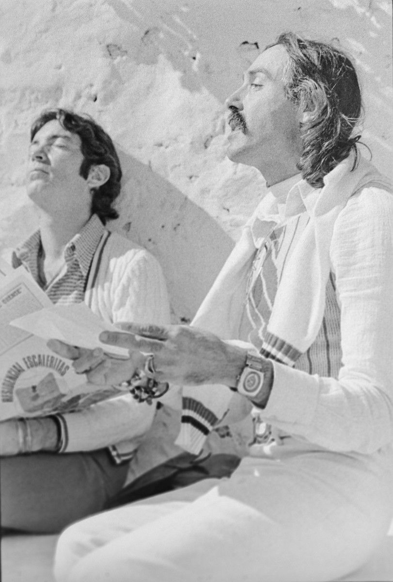 Pablo Bucarelli y Pepe Dámaso I