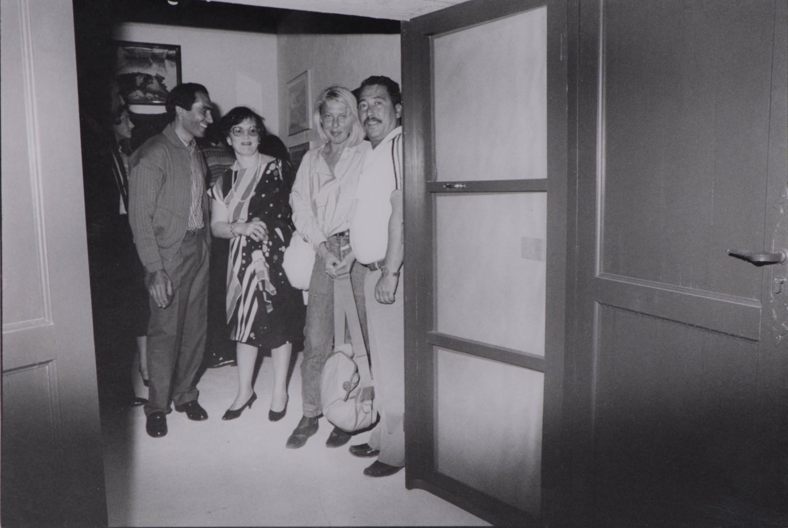 Inauguración de la Galería Yaiza II