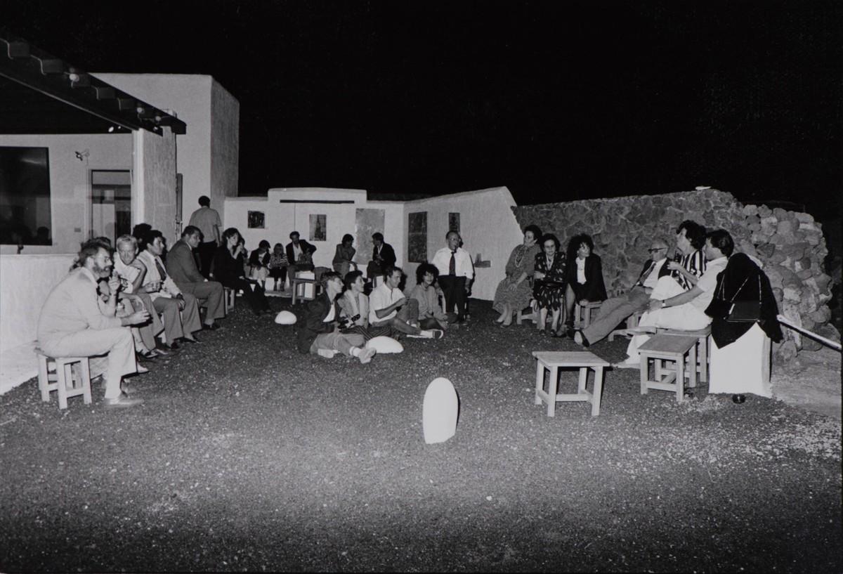 Inauguración de la Galería Yaiza V