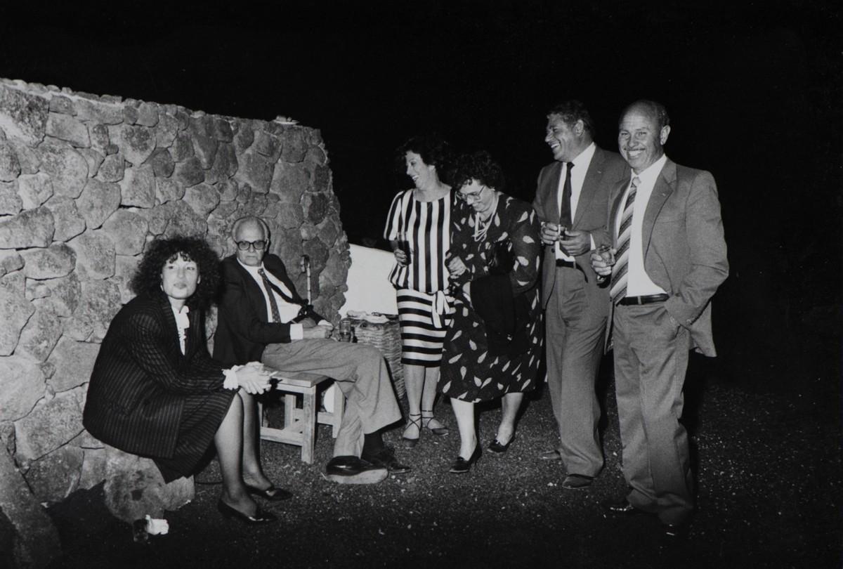 Inauguración de la Galería Yaiza VII