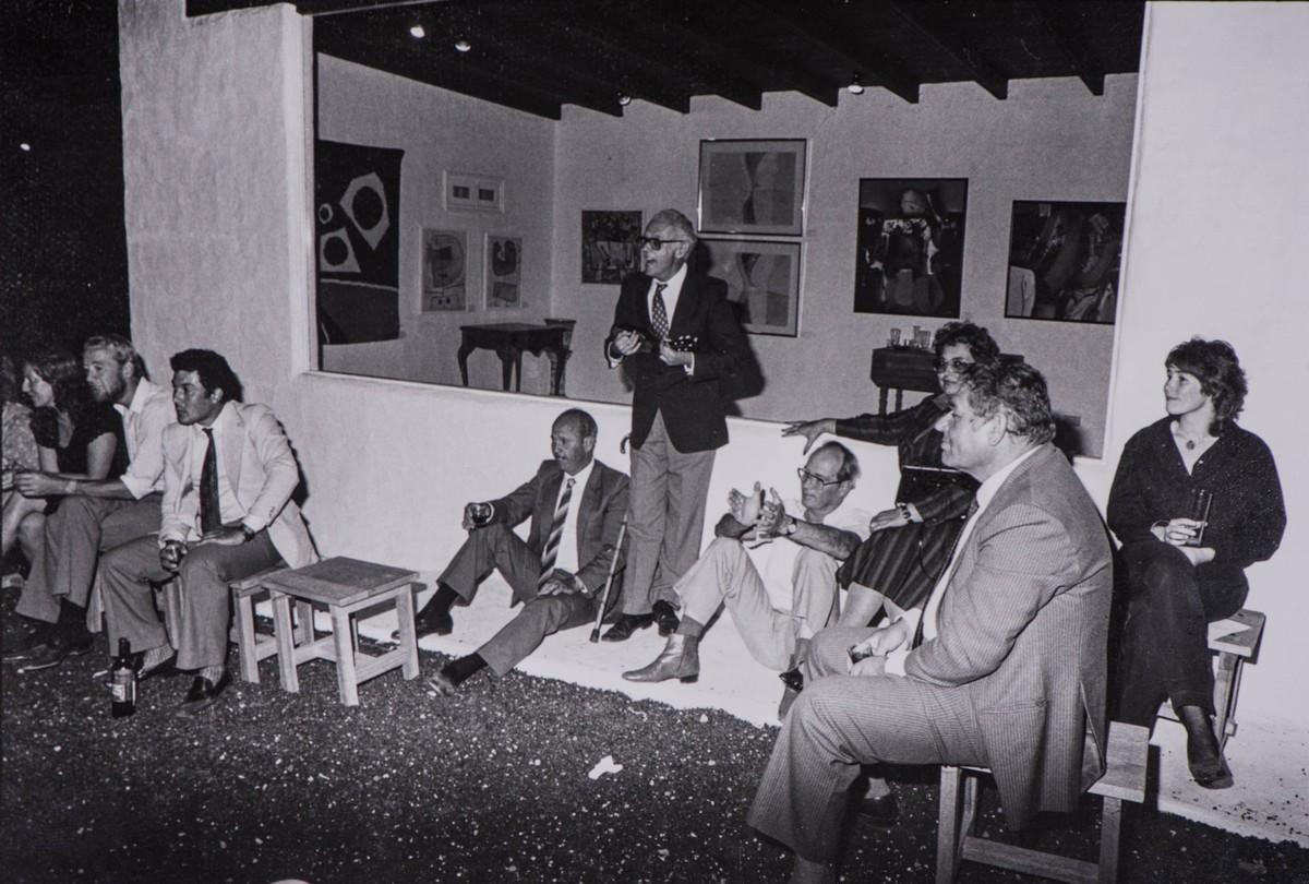 Inauguración de la Galería Yaiza XI