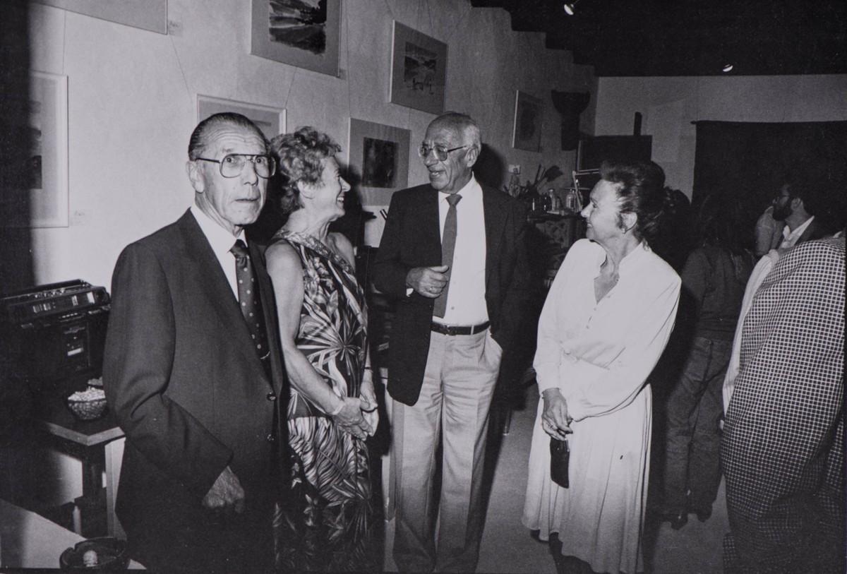 Inauguración de la Galería Yaiza XV