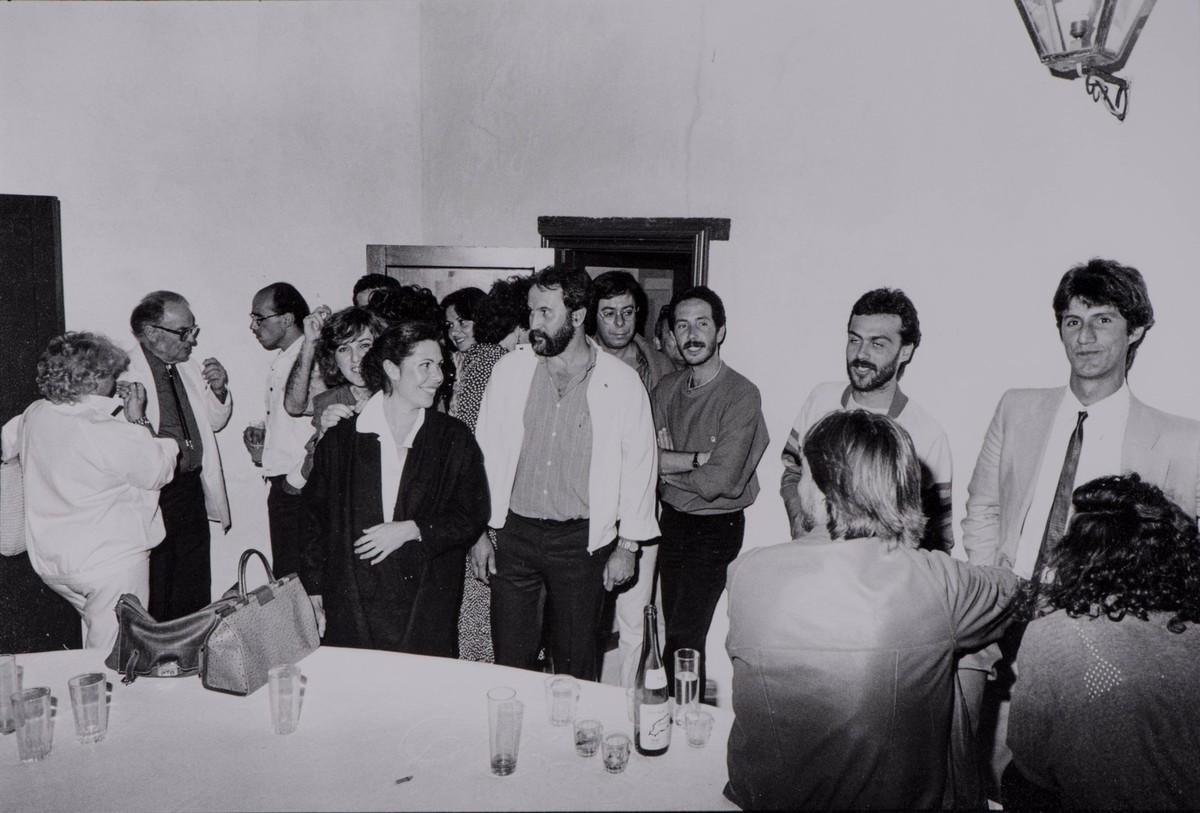 Inauguración de la Galería Yaiza XXIV