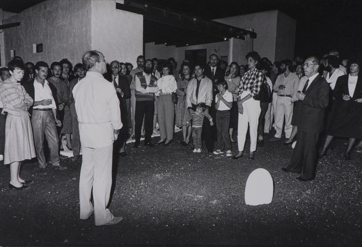 Inauguración de la Galería Yaiza XXV