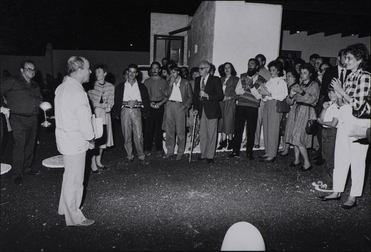 Inauguración de la Galería Yaiza XXVII