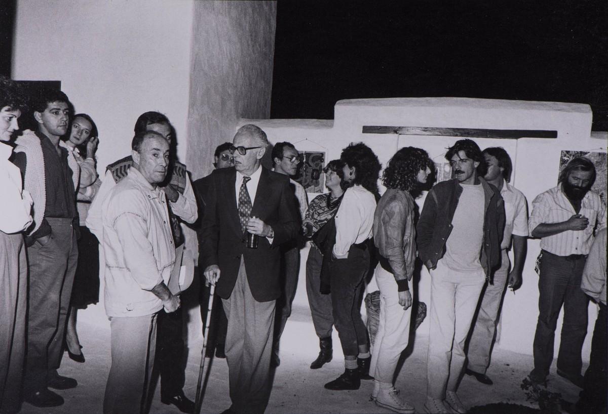 Inauguración de la Galería Yaiza XXXIV