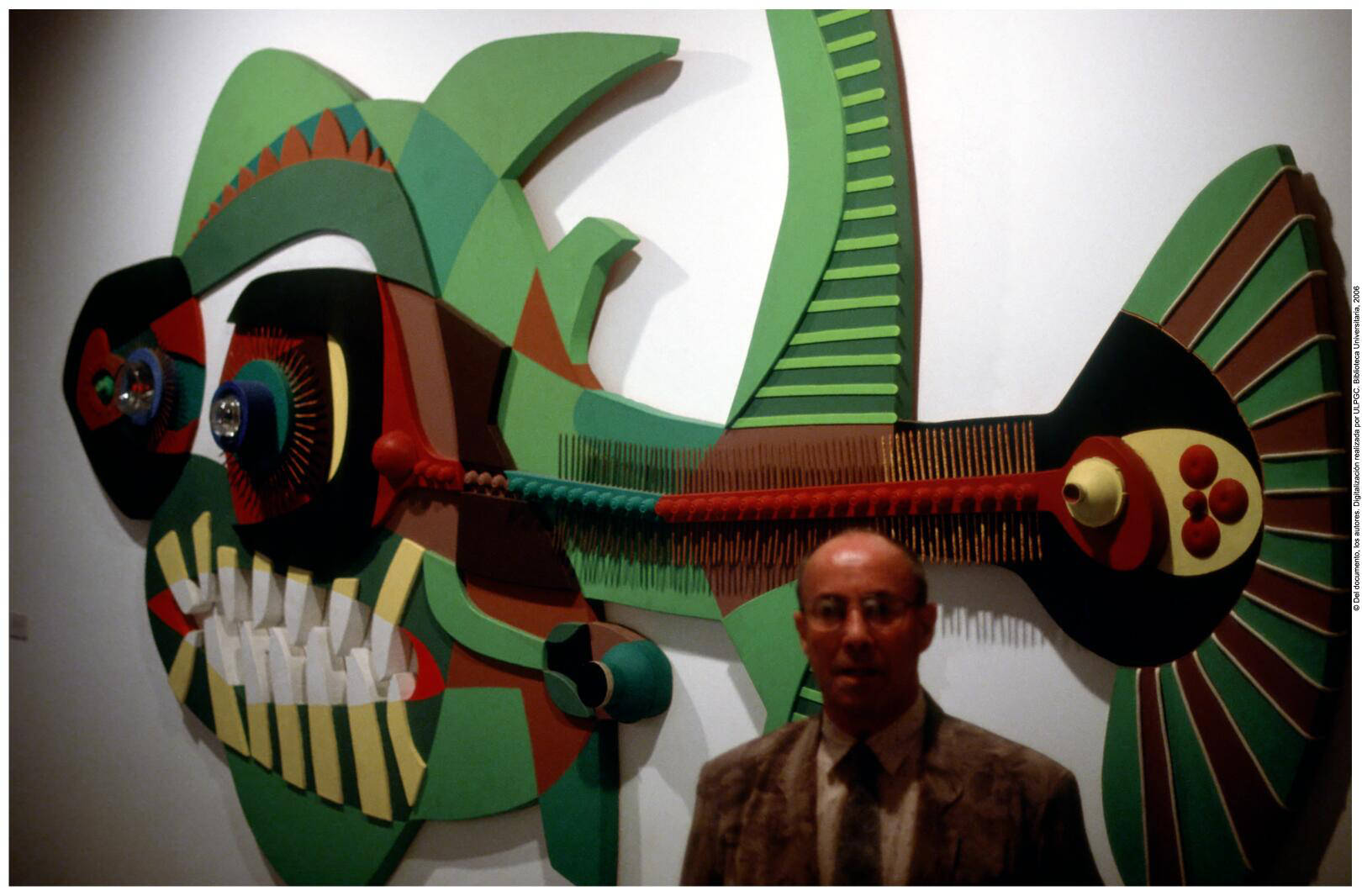 Exposición de César Manrique en Gran Canaria