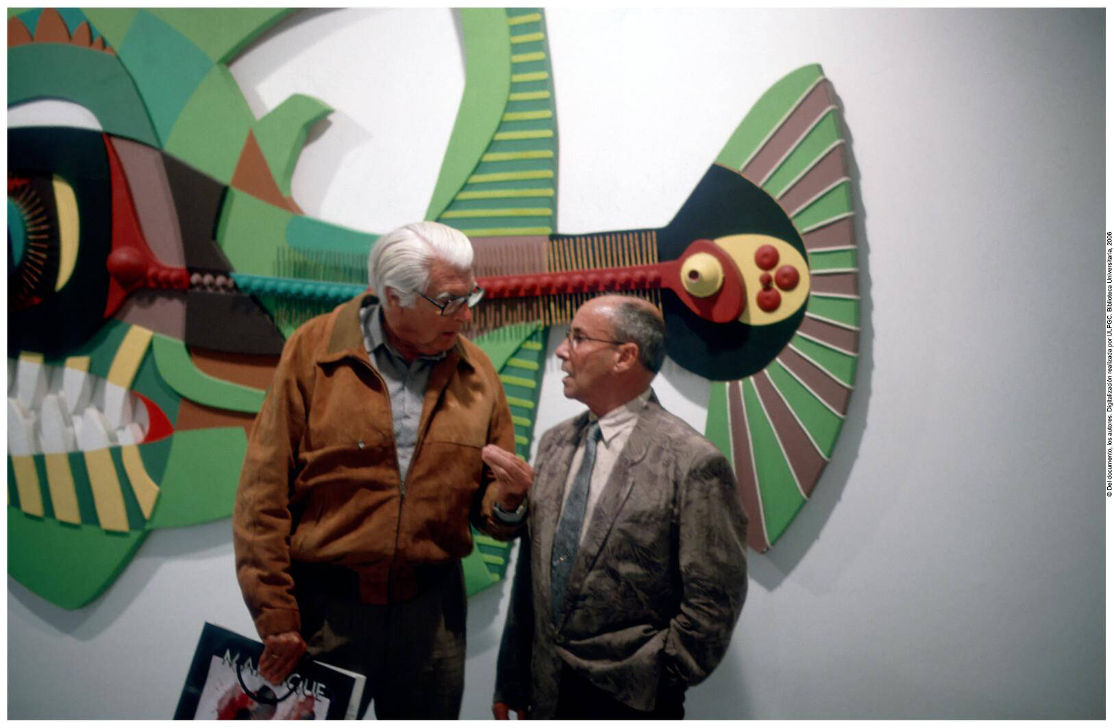 Exposición de César Manrique en Gran Canaria II