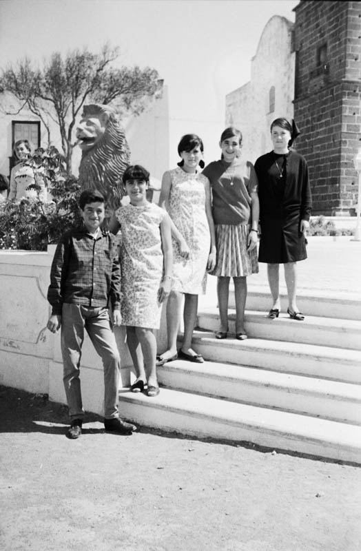 Jóvenes en Teguise I