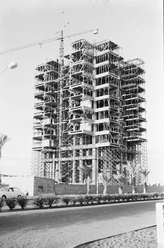 Arrecife Gran Hotel en construcción