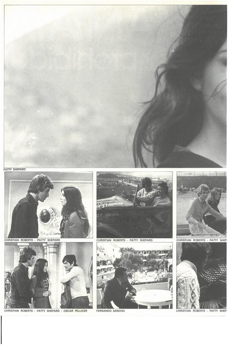 Segunda guía publicitaria de la película Timanfaya III
