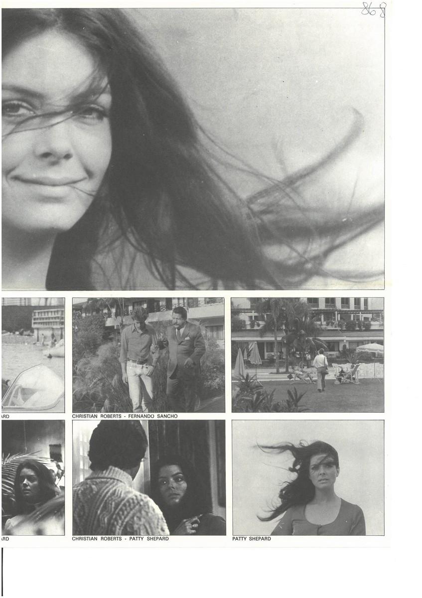 Segunda guía publicitaria de la película Timanfaya IV