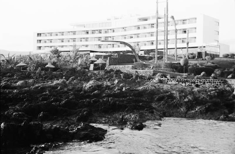 Panorámica del Hotel Fariones