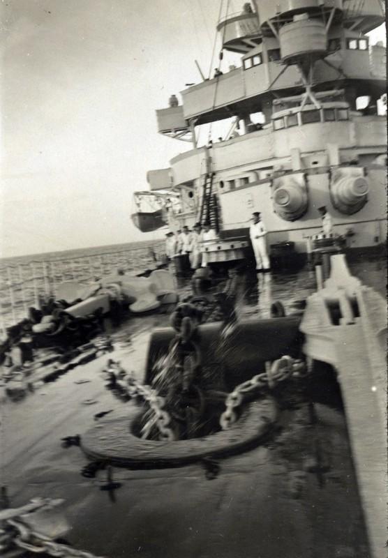 Barco Schleswig-Holstein en Lanzarote I