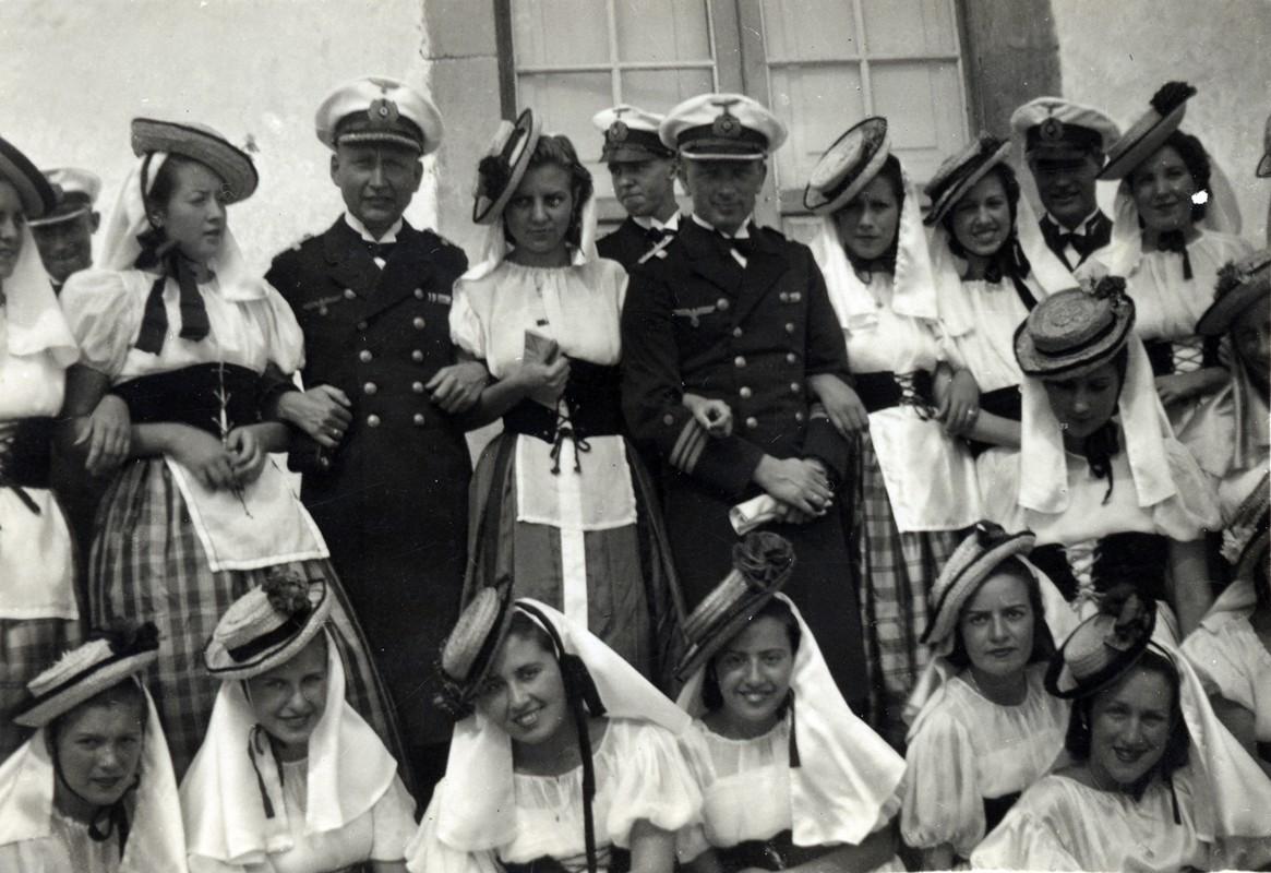 Barco Schleswig-Holstein en Lanzarote III