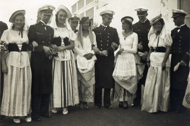 Barco Schleswig-Holstein en Lanzarote IV