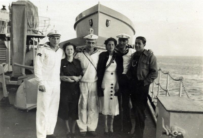Barco Schleswig-Holstein en Lanzarote VI