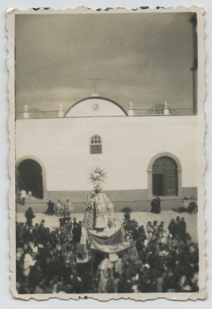 Procesión del Corpus Christi en la Iglesia de San Ginés II